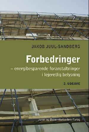 Billede af Forbedringer - energibesparende foranstaltninger-Jakob Juul-Sandberg-Bog