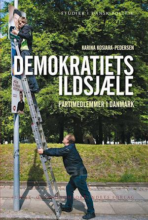 Bog, hæftet Demokratiets ildsjæle af Karina Kosiara-Pedersen