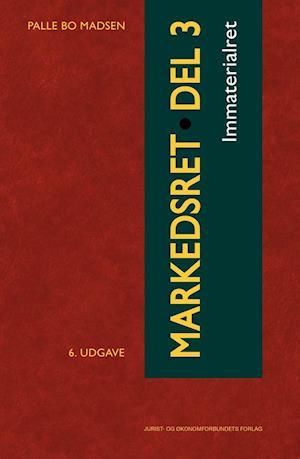 Markedsret- Immaterialret