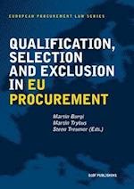 Qualification, selection, and exclusion in EU procurement (European Procurement Law Series, nr. 7)