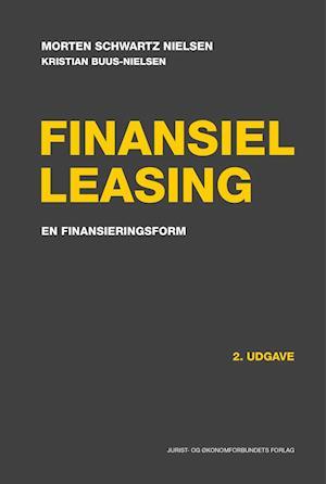 Bog, hæftet Finansiel leasing af Kristian Buus-Nielsen, Morten Schwartz Nielsen
