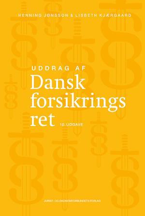Uddrag af Dansk forsikringsret