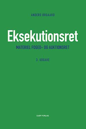anders ørgaard – Eksekutionsret-anders ørgaard-bog fra saxo.com