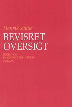 Bog, hæftet Bevisret af Henrik Zahle