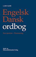 Engelsk-Dansk Ordbog, Fast Ejendom - Finansiering