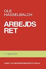 Arbejdsret af Ole Hasselbalch