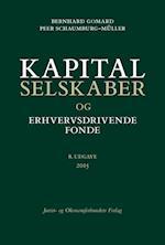 Kapitalselskaber og erhvervsdrivende fonde