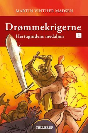 Bog, hardback Hertugindens medaljon af Martin Vinther Madsen