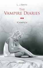 The Vampire Diaries #2 Kampen (Softcover) (The Vampire Diaries #2)