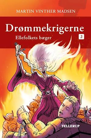 Bog, hardback Ellefolkets bæger af Martin Vinther Madsen
