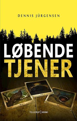 Bog, hardback Løbende tjener af Dennis Jürgensen