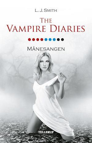 Bog, hardback The vampire diaries. Månesangen af L. J. Smith