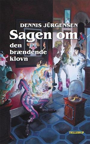 Spøgelseslinien #5: Sagen om den brændende klovn af Dennis Jürgensen