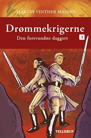 Bog, hardback Den forsvundne daggert af Martin Vinther Madsen