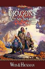 Dragons of autumn twilight af Margaret Weis, Tracy Hickman