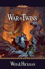 War of the twins (Dragonlance legender, nr. 2)