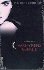 Nattens hus #1: Vampyrens mærke (Nattens hus, nr. 1)