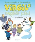 Virgils Magiske Pind #3: Snemanden (Virgils Magiske Pind, nr. 3)