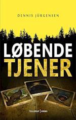 En Roland Triel-krimi #1: Løbende tjener af Dennis Jürgensen