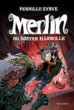 Merlin #3: Merlin og søster hårbolle (Merlin, nr. 3)