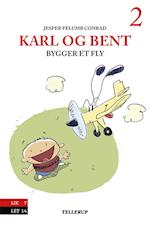 Karl og Bent bygger et fly (Karl og Bent, nr. 2)