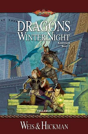 DragonLance Krøniker #2: Dragons of Winter Night af Margaret Weis, Tracy Hickman