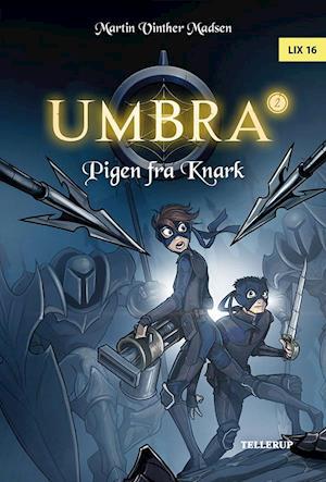 Umbra #2: Pigen fra Knark af Martin Vinther Madsen