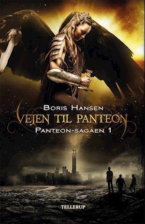 Bog, indbundet Vejen til Panteon af Boris Hansen