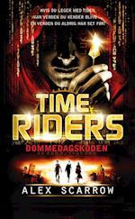 Timeriders #3: Dommedagskoden (TimeRiders, nr. 3)