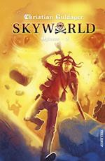 SkyWorld #3: Øgleøen (SkyWorld, nr. 3)