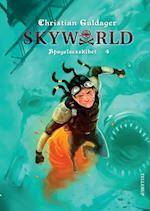 SkyWorld #4: Spøgelsesskibet (SkyWorld, nr. 4)