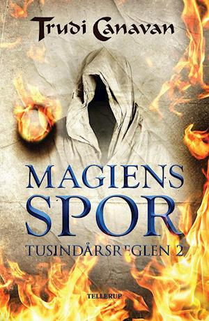 62bec3541 Få Tusindårsreglen - magiens spor af Trudi Canavan som Hardback bog ...