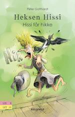 Heksen Hissi #1: Hissi får hikke (Heksen Hissi, nr. 1)