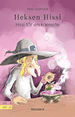 Heksen Hissi #2: Hissi får en kæreste (Heksen Hissi, nr. 2)