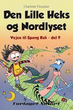 Vejen til Spang Kuk #9: Den Lille Heks og Nordlyset (Vejen til Spang Kuk, nr. 9)