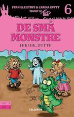 De små monstre - hik hik, Dutte (De små monstre, nr. 6)