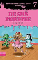 De små monstre #7: Let på tå (De små monstre 7)