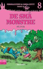 De små monstre - på tur (De små monstre, nr. 8)
