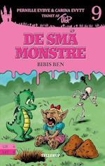 De små monstre - Bibis ben (De små monstre, nr. 9)