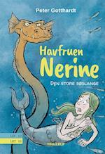 Havfruen Nerine - den store søslange (Havfruen Nerine, nr. 2)