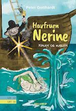 Havfruen Nerine - krudt og kugler (Havfruen Nerine, nr. 3)