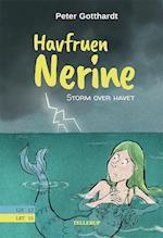 Havfruen Nerine - storm over havet (Havfruen Nerine, nr. 4)