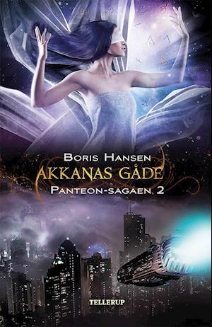 Bog, indbundet Akkanas gåde af Boris Hansen