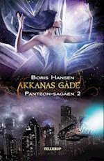 Panteon-sagaen #2: Akkanas gåde (Panteon sagaen, nr. 2)