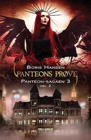 Panteon-sagaen #3: Panteons Prøve - del 2