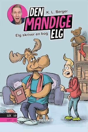 Den Mandige Elg - Elg skriver en bog