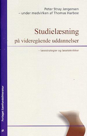 Bog hæftet Studielæsning på videregående uddannelser af Peter Stray Jørgensen