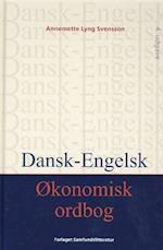 Dansk-engelsk økonomisk ordbog
