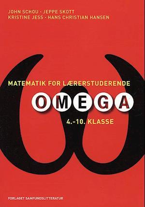 Bog hæftet Matematik for lærerstuderende af John Schou