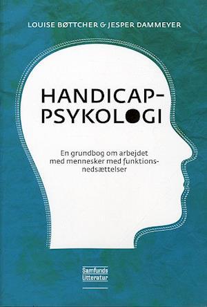 Bog hæftet Handicappsykologi af Jesper Dammeyer Louise Bøttcher